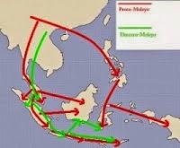 Migrasi Ras Proto Melayu