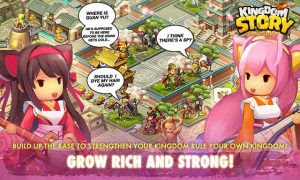 Kingdom Story Brave Legion MOD All Characters Opened v1.95 Full Apk Android Terbaru