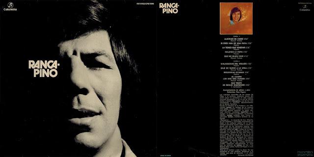 "RANCAPINO DE CHICLANA ""RANCAPINO"" 1975 SU PRIMER DISCO DE LARGA DURACIÓN LP"