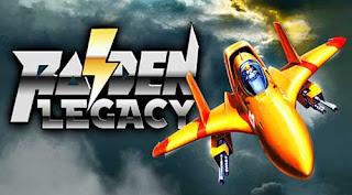 Raiden Legacy Apk v1.8.5 Mod Hack Full Crakced Terbaru