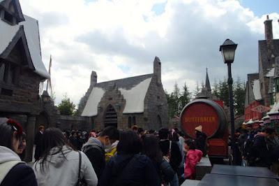 10D9N Spring Japan Trip: Butterbeer Fest, Universal Studios Japan