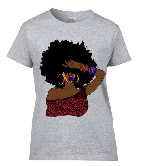 the hottest natural hair graphic tees to rock this summer