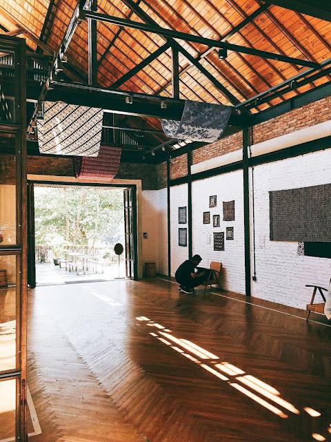 cafe the parlor di bandung