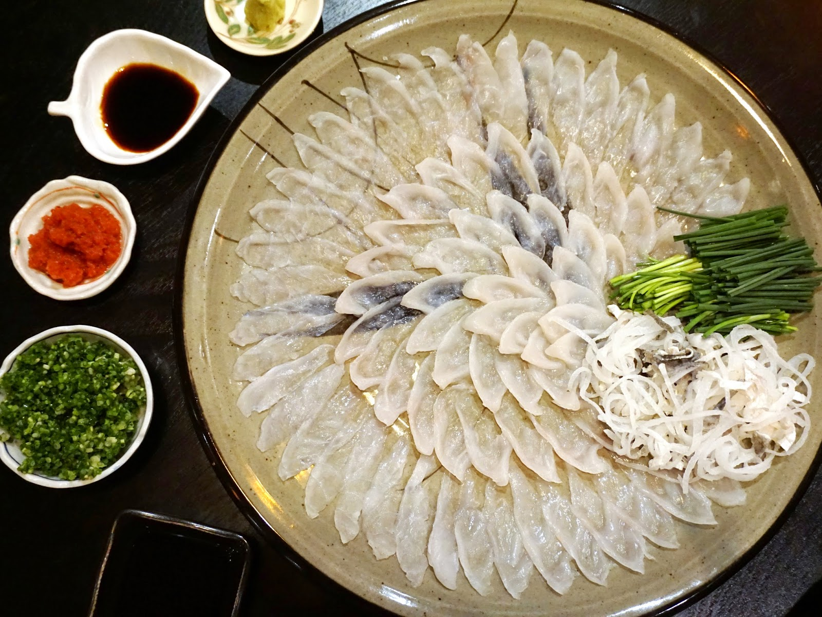 Most dangerous things in the world-Most dangerous food: Fugu