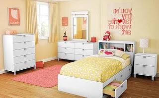 dormitorio juvenil coral