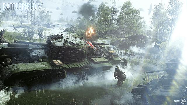 grafis battlefield 5 sungguh menggoda