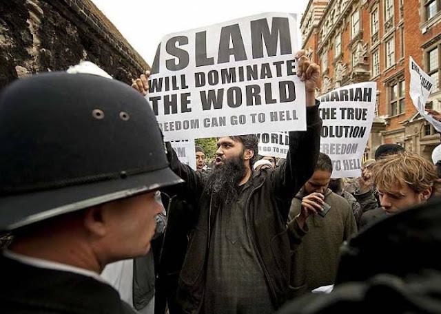 Η Ισλαμική Τρομοκρατία και οι ενοχικές αυταπάτες της Δύσης