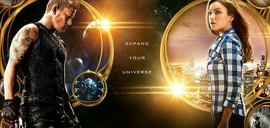 Vezi Noul Trailer Uimitor Pentru JUPITER ASCENDING, Fantasticul Proiect Sci-Fi Al Fraţilor Wachowski