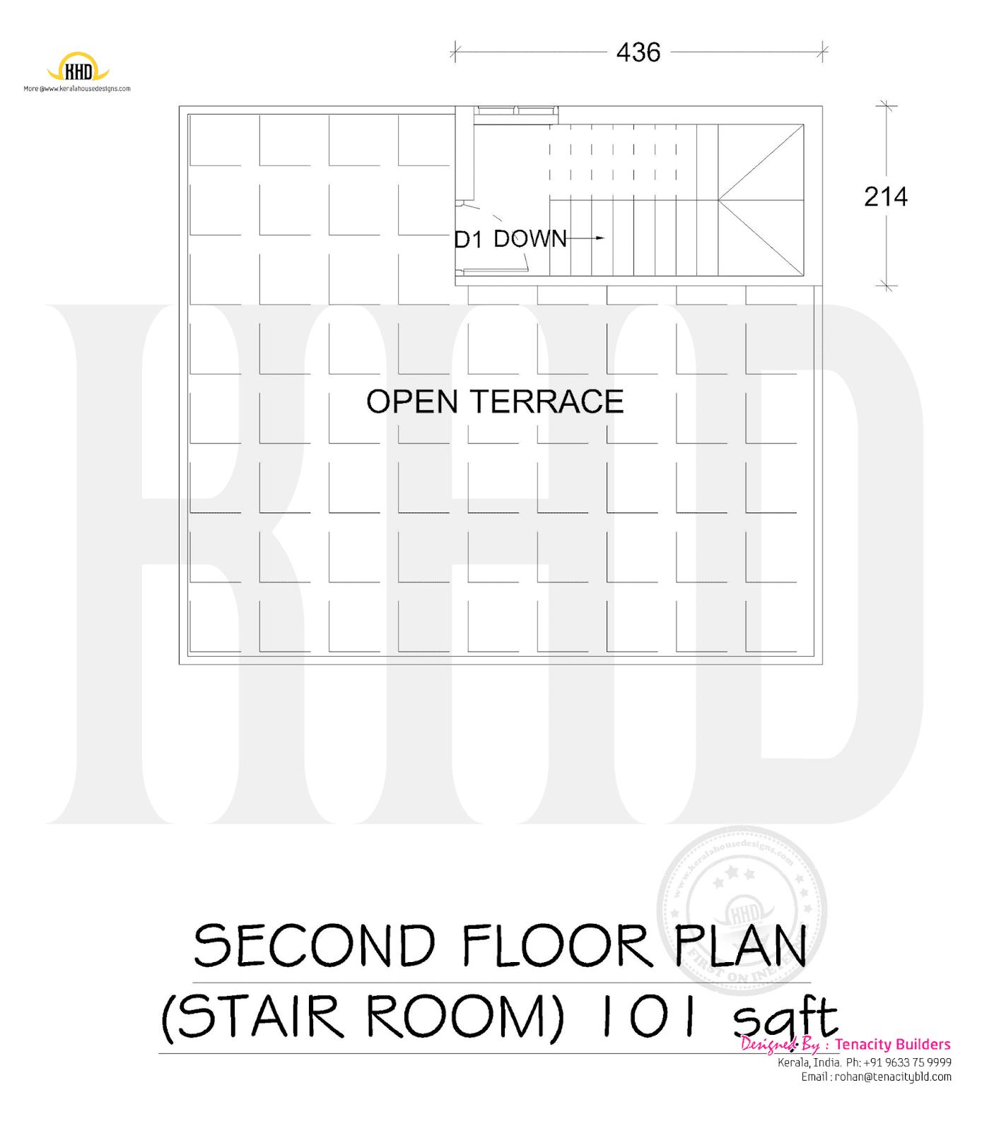 Front Elevation Designs Single Floor With Head Room