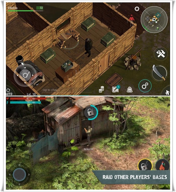 last-day-on-earth-mod-apk-hack-cheats-screenshots
