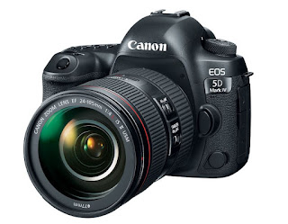 Canon EOS / PowerShot Cameras: Professional / Consumer Review Links