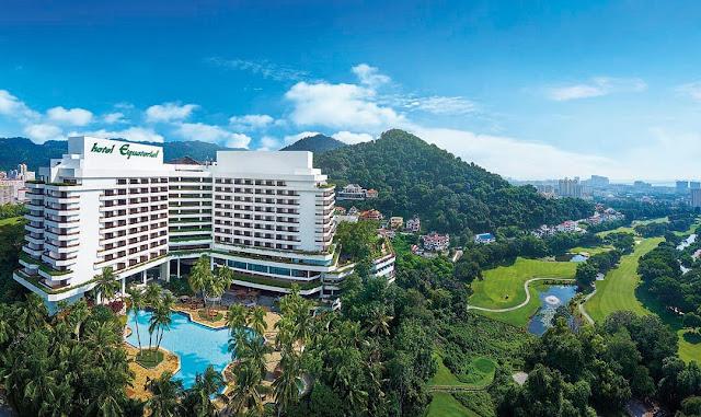 Hotel Equatorial Penang