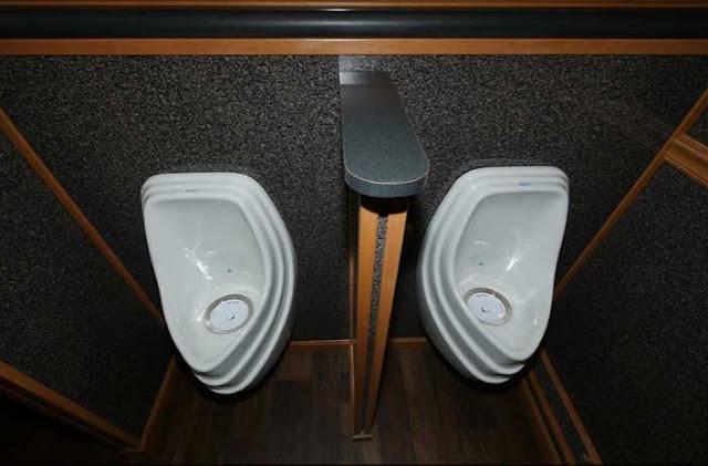 Odorless Waterless Porcelain Urinals