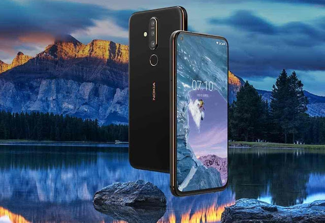 Nokia X71 with punch hole display and 48MP camera launched at TWD 11,900