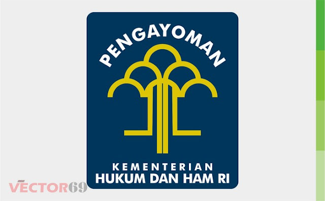 Logo Kementerian Hukum dan HAM Indonesia (Kemenkumham) - Download Vector File CDR (CorelDraw)