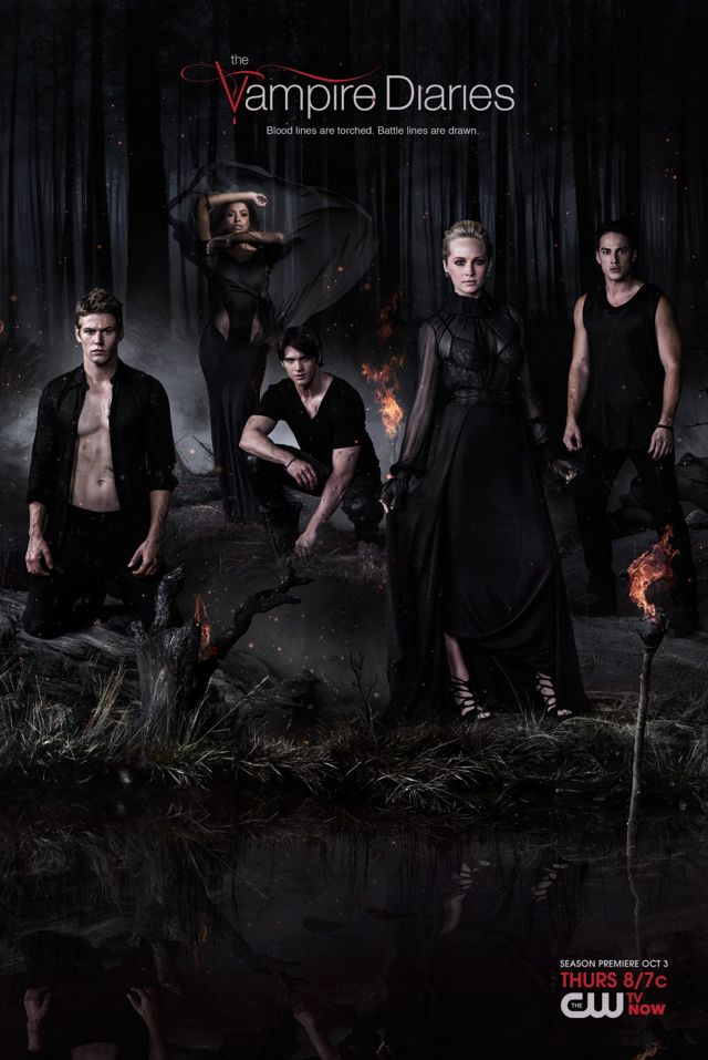 Download The Vampire Diaries (Diários de Um Vampiro) – 5ª Temporada Dublado