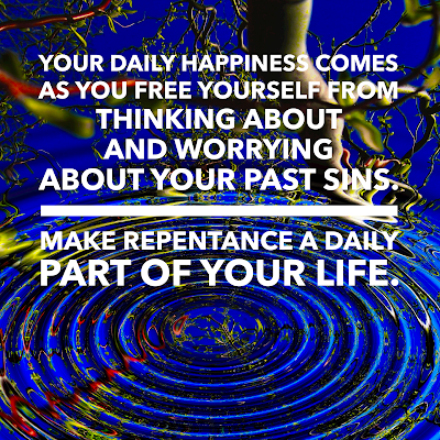 make repentance a daily part of your life