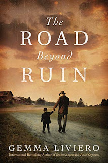 Road Beyond Ruin by Gemma Liviero. For some people in post–World War II Germany, the battle is not over.