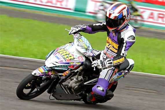 Motor Road Race Mio