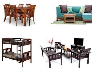 tempat jual meja kursi kantor, sofa, rak, lemari, spring bed  murah