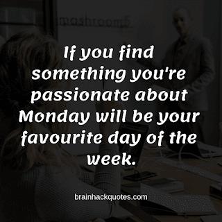 Monday Motivation - Brain Hack Quotes