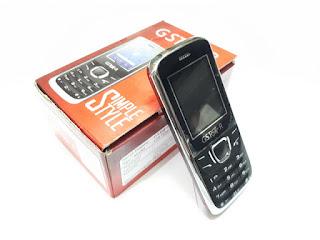 Hape Murah GSTAR C28 New Dual SIM MicroSD Camera