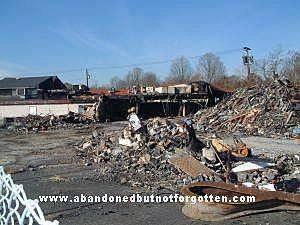 Mothers rock club after in burned down in Wayne, New Jersey