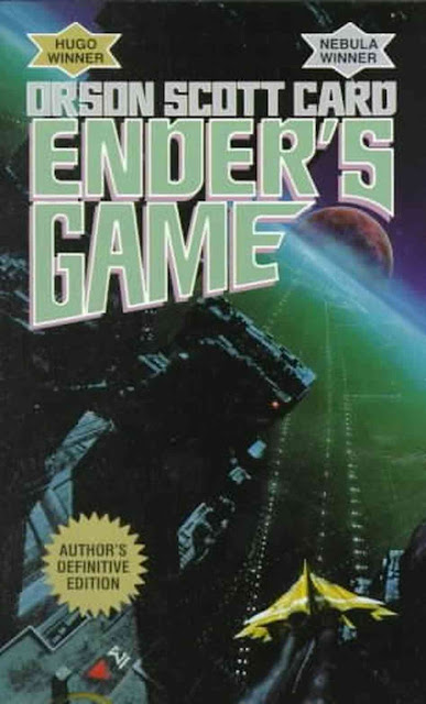 book cover of Ender's Game