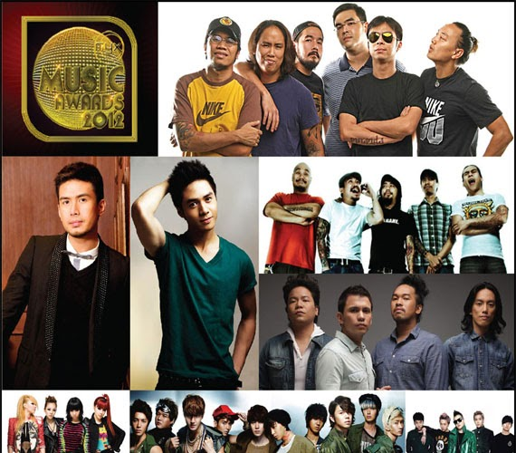 Universal Records sweeps the MYX Music Awards