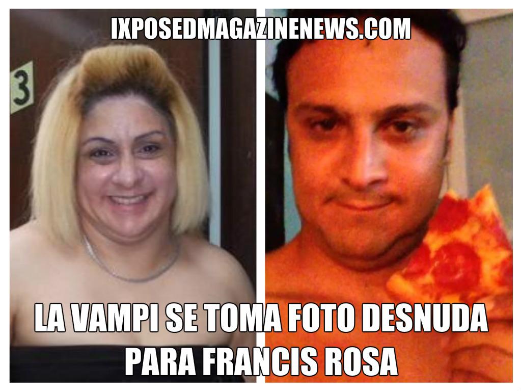 Video La desnuda vampi
