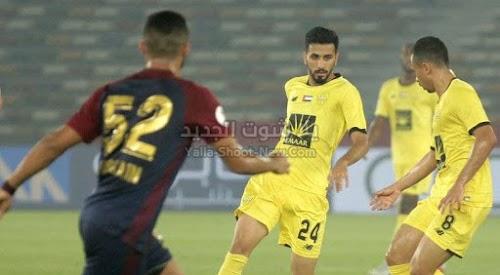 موعد مباراة الوحدة والوصل اليوم الجمعة في دوري الخليج العربي الاماراتي