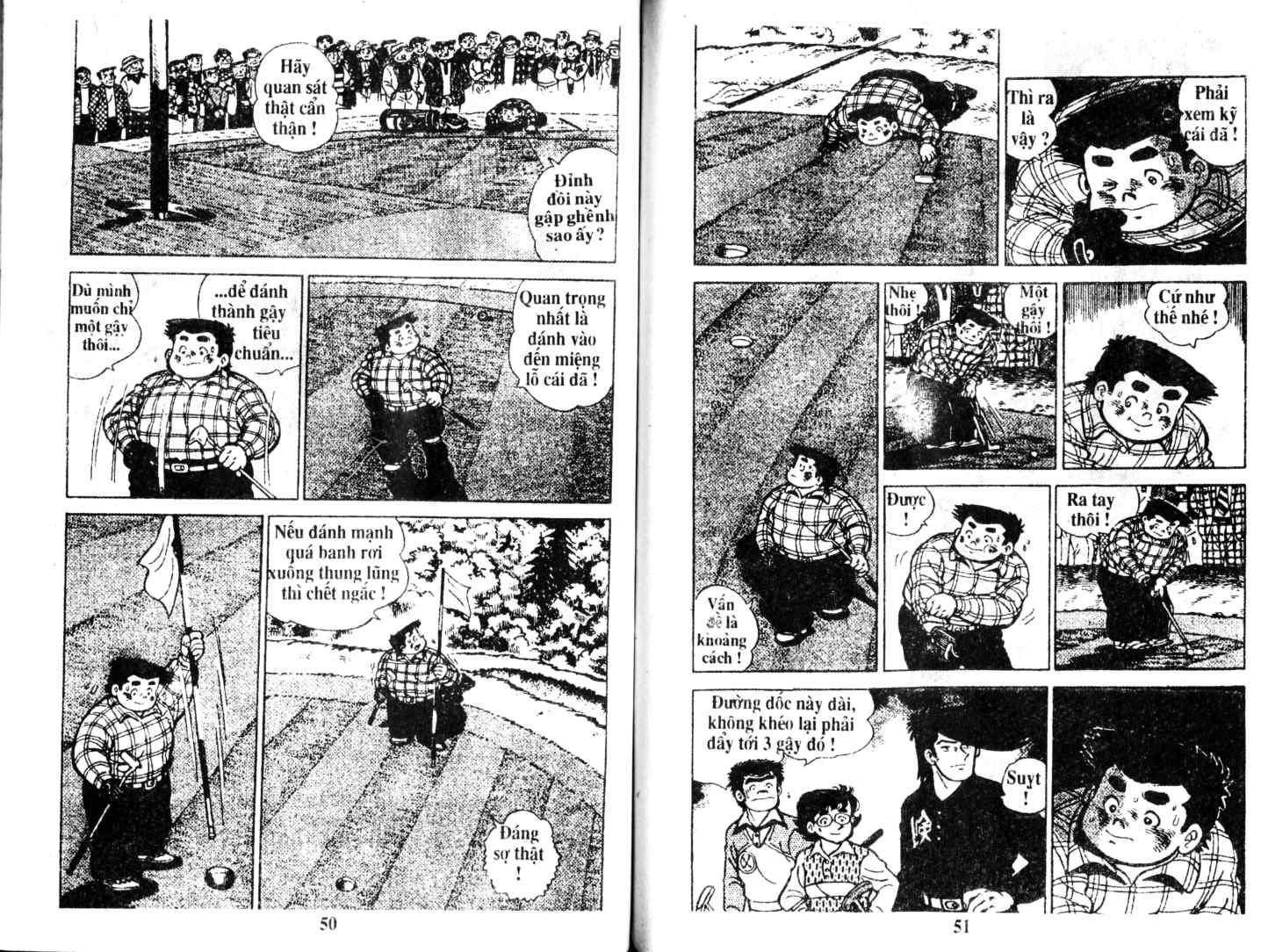 Ashita Tenki ni Naare chapter 7 trang 24
