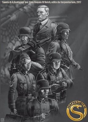 Sine Requie: IV Reich - Seconda edizione