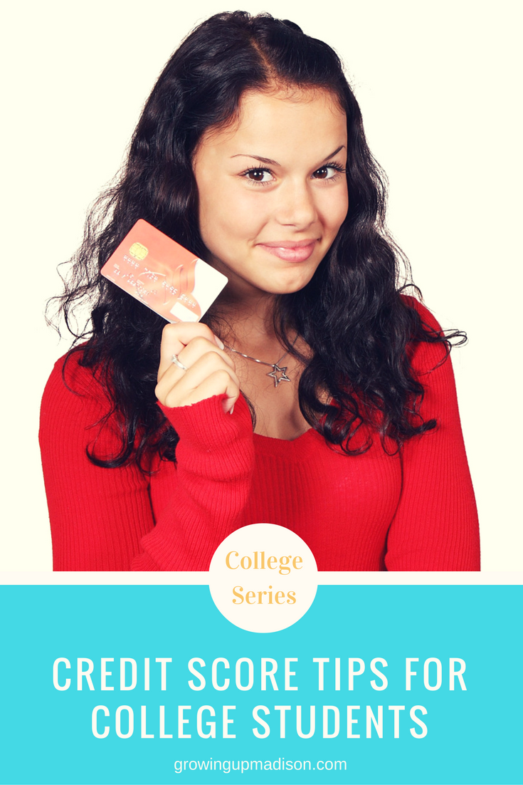 how to get a credit card as a college student