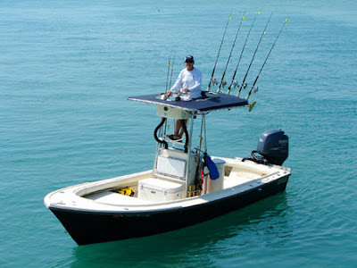 Image 3: Fishing charter boat