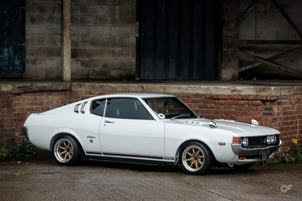 MUSCLE CAR COLLECTION : Toyota Celica Liftback 2000 GT (RA25 ...