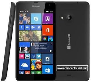 Harga Microsoft Lumia 535 Dual Sim