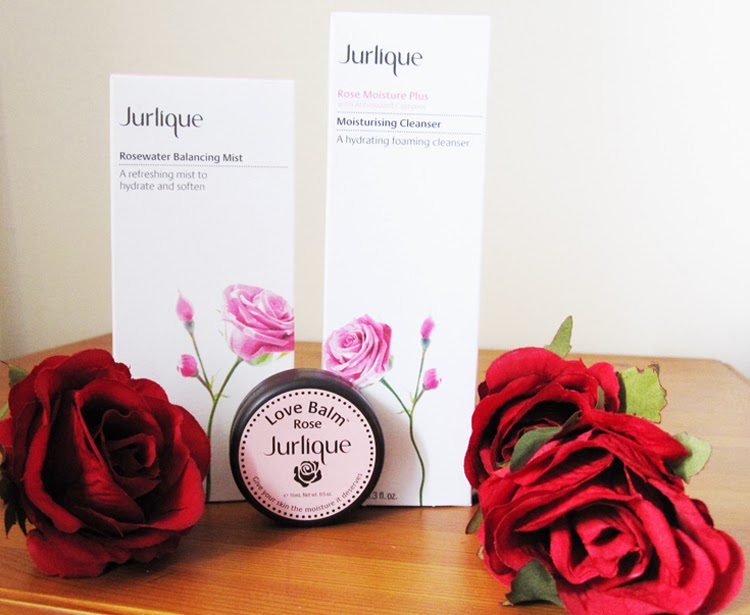 Valentine S Day Gift Idea Jurlique And Marks Spencer Gwp Rose Love Balm We Were Raised By Wolves
