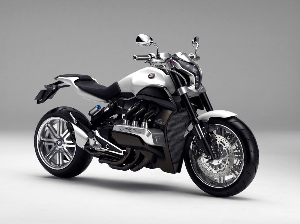 Honda Cylinder Motorcycle