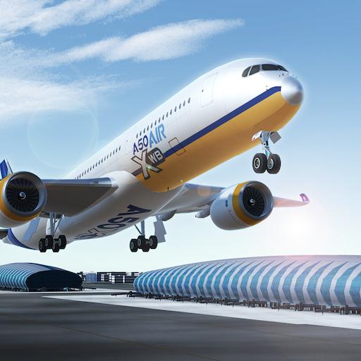 Airline Commander v1.3.7 Apk Mod [Mega Mod]