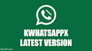Download KWhatsAppX Ver 2.20.26 Terbaru Februari 2020