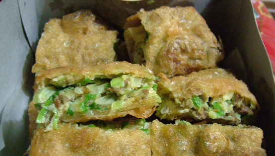 Resep Martabak Telur Isi Daging Ayam