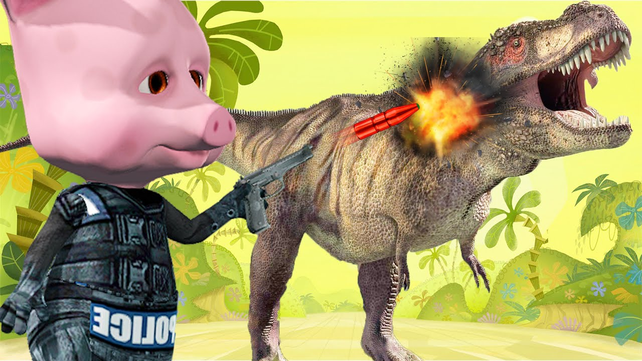 pig cartoons for children dinosaurs movies for children pig
