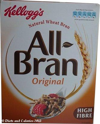 Diets And Calories 15 Super High Fibre Breakfast Cereals