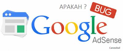 Apakah Google Adsanse Bug Melanggar TOS Dari Google Adsanse ?