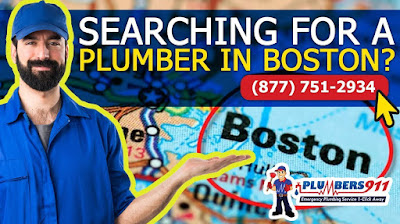 24 Hour Affordable Emergency Plumber Boston Services