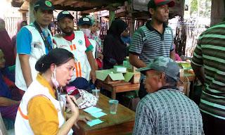 Tim Medis Lombok Tengah Bantu Pelayanan Medis di Ambalawi