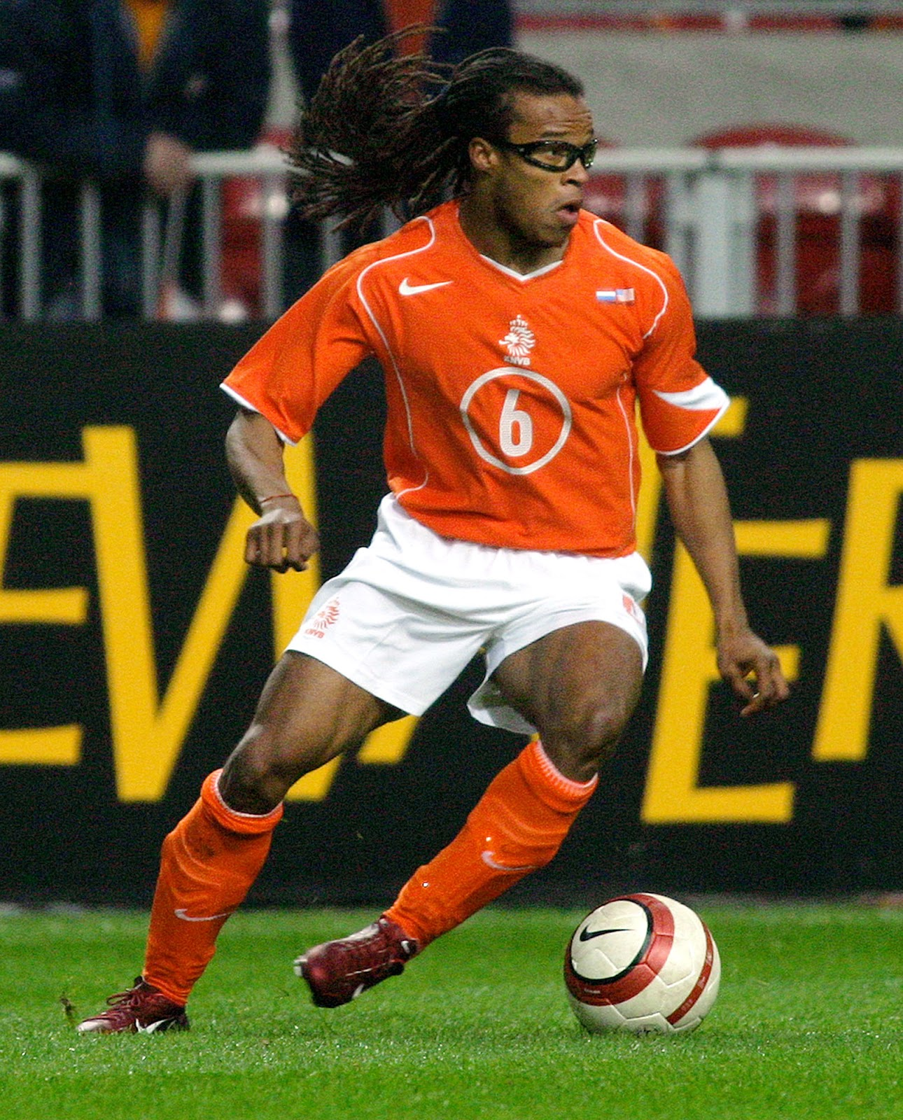 Image result for young edgar davids