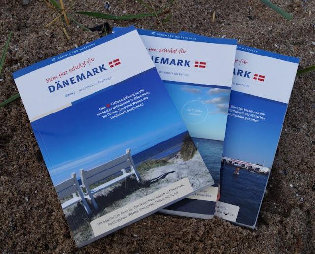 Wenn das Herz für Dänemark schlägt... Hier stelle ich Euch Kathrin vor, die die Dänemark-Reiseführer für fejo.dk geschrieben hat. Die Trilogie mit 3 Bänden und ganz viel Herz bekommt Ihr direkt im fejo.dk Shop.