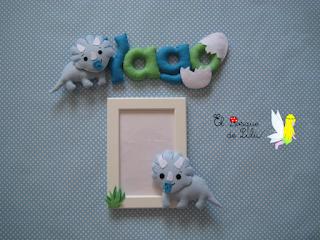 nombre-fieltro-marco-fotos-personalizado-Yago-elbosquedelulu-hechoamanoparati-decoración-infantil-regalo-nacimiento